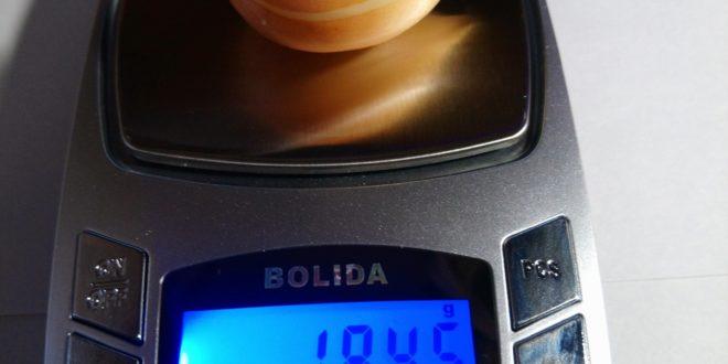 Ювелирные/кухонные весы Bolida с зарядкой по USB с Aliexpress