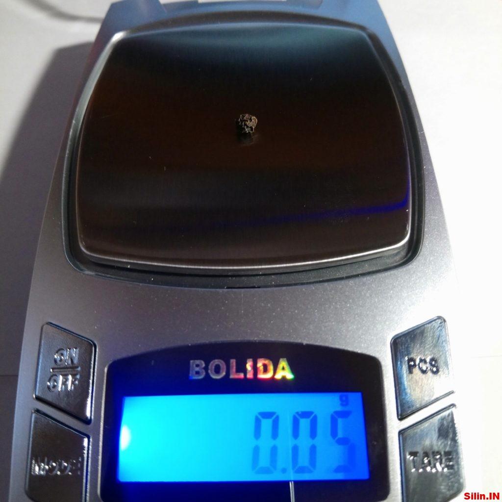 Весы Bolida